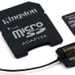 16GB MICROSDHC MICROSDXC CLASSE 10 MOBILITY KIT