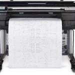 HP DESIGNJET T830 MFP 91CM 36POL ETH WIFI