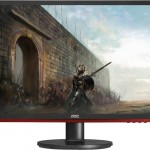 AOC G2460VQ6 24 LED 16 9 1920X1080 HDMI DP MM VESA BLACK