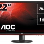 AOC G2260VWQ6 21.5 LED 16 9 1920X1080 HDMI VESA BLACK