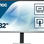 AOC Q3277PQU 32 LED 16 9 2560X1440 DVI HDMI USB MM VESA GLOSSY