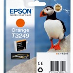 CARTUCCIA HI-GLOSS2 T3249 PUFFIN  140 ML ARANCIONE