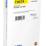 EPSON C13T907440 CARTUCCIA DURABRITE  PRO T9074  690 ML GIALLO XXL