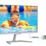 PHILIPS 246E7QDSW/00 23.6 PLS LCD 1920X1080 16 9 5MS VGA DVI-D MHL-HDMI
