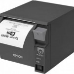 EPSON POS C31CD38032 TM-T70II-032 RS232/USB EDG+PS180