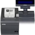 EPSON POS C31CB76002JE FP-90III EDG RS232/ETH TAST 23.LCD AC 80MM