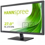 HANNSPREE HL274HPB 27  1920X1080 250 CD M2 VGA  DVI-D  HDMI  PC AUDIO