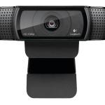 LOGITECH HD PRO WEBCAM C920 - USB