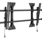 ITB CHLTM1U STAFFA TOP INCLINABILE VESA 800X400 - BLACK