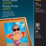 EPSON C13S042538 PHOTO PAPER GLOSSY A4 200 G/M² 20 FOGLI