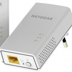 NETGEAR PL1000-100PES KIT POWERLINE AV 1000 ETHERNET BRIDGE