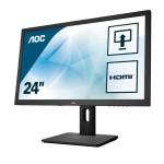 AOC E2475PWJ 23 6   LED  16 9  1920X1080  DVI  HDMI  VGA