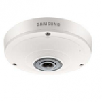 SAMSUNG TECH SNF-8010P IP FISHEYE CAMERA 5MP  WDR POE