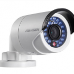 HIKVISION HI DS-2CD2020F-I(4MM) IP CAMERA BULLET 2MP F2.0-4MM IR30M IP66 POE