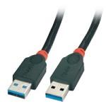 LINDY LINDY41823 CAVO USB 3.0 A A NERO 3M