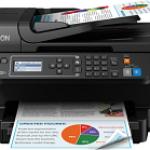 EPSON C11CF76402 WF-2750DWF MFP A4 13/7.5 PPM B/N USB F/R WI-FI