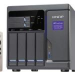 QNAP TVS-682-I3-8G QNAP TURBO VNAS 4 + 2 BAIE I3-6100 3.5 -2.5  8GB