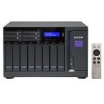 QNAP TURBO VNAS 8 + 4 BAIE I5-6500 3.5 -2.5  16GB
