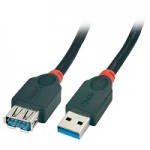 LINDY LINDY41830 PROLUNGA USB 3.0 A A NERA 0.5M