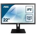 AOC I2275PWQU 21 5   IPS  16 9  1920X1080  DVI-D  HDMI  4 USB