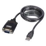 LINDY LINDY42686 CONVERTER USB RS232 W/ COM PORT RETENTION