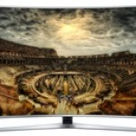 SAMSUNG HG65EE890WBXEN TVHOTEL SERIE HE890W 65 UHD DVB-T2/C/S2 CURVED