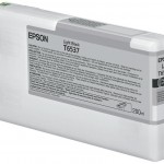 EPSON C13T653700 TANICA INCHIOSTRO A PIGMENTI NERO-LIGHT HDR 200ML