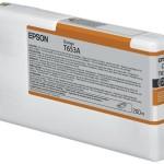 EPSON C13T653A00 TANICA ARANCIO