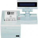 FP81II LCD ECW 80MM ETH TAST 23 CUTTER ALIM