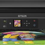 EPSON C11CF31403 MFP XP-342 4/5 PPM B/N-COL CARTA 100FF, USB, WI FI