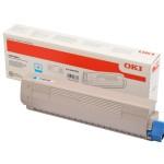 OKI 46443103 TONER-C-C833 843-10K