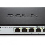 D-LINK DGS-1100-05 5-PORT GIGABIT SMART SWITCH