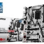 MSI Z170A MPOWER GAMING T Z170A MPOWER GAMING TITANIUM