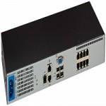 HEWLETT PACK AF651A HP 0X1X8 G3 KVM CONSOLE SWITCH