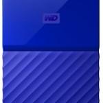 WESTERN DIGI WDBYNN0010BBL MY PASSPORT 1TB BLUE