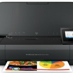 HP INC. CZ992A#BHC HP OFFICEJET 250 MOBILE AIO PRINTER 9/6PPM WIFI 1Y