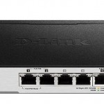 D-LINK DGS-1100-05PD 5-PORT GIGABIT POE SMART SWITCH WITH 1 PD PORT