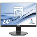 PHILIPS 240B7QPTEB/00 24 LED IPS 1920X1200 16 10 300 CD/M² MULTIMEDIALE