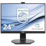 PHILIPS 241B7QPJKEB/00 23,8  LED IPS, 1920*1080, 16 9, WEBCAM E