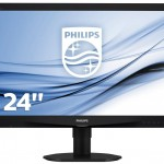 PHILIPS 240S4QYMB/00 24  LED IPS 1920X1200 16 10 250 CD/M²