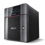 BUFFALO TS5410DN0804-EU TERASTATION 5410 NAS 8TB 4X2TB 2X1GBE  1X10GBE