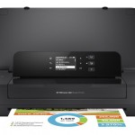 HP INC. CZ993A#BHC HP OFFICEJET 200 MOBILE PRINTER 9/6PPM WIFI USB 1Y