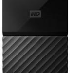 WESTERN DIGI WDBYFT0030BBK-WESN MY PASSPORT 3TB BLACK USB 3.0