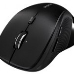3910 - MOUSE LASER WIRELESS BLACK