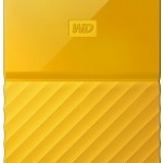 WESTERN DIGI WDBYNN0010BYL MY PASSPORT 1TB YELLOW
