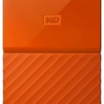 WESTERN DIGI WDBYNN0010BOR MY PASSPORT 1TB ORANGE