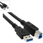 HAMLET XCU320ABMM CAVO USB 3.0 2 MT CONNETTORI A/B MASCHIO MASCHIO