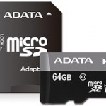 64GB MICRO SDHC UHS-I CL10 50MB-10MB/S