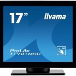 IIYAMA POS T1721MSC-B1 17  PCAP BEZEL FREE FRONT, 10P TOUCH, 1280X1024 MM