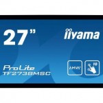 IIYAMA TF2738MSC-B1 27  PCAP BEZEL FREE 10-POINTS TOUCH 1920X1080